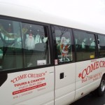 Group Transport Bus Adelaide