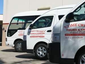 We keep our fleet of 13 seat Minibuses and 24 seat buses in pristine condition for ultimate comfort!