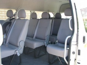 Come Cruise'n take great pride in providing the cleanest mini-buses in Adelaide!